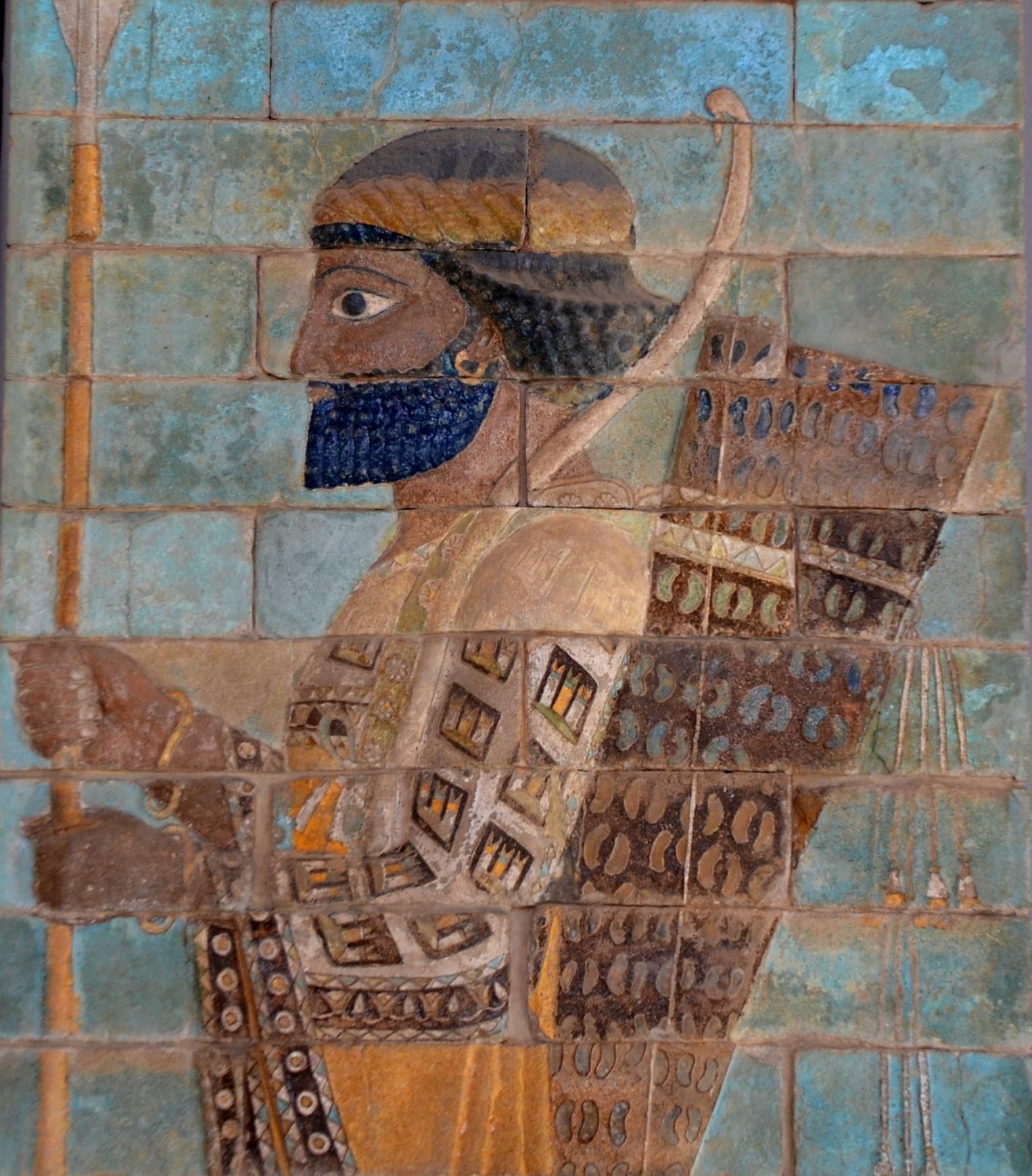 visite Mésopotamie pour les enfants au Louvre