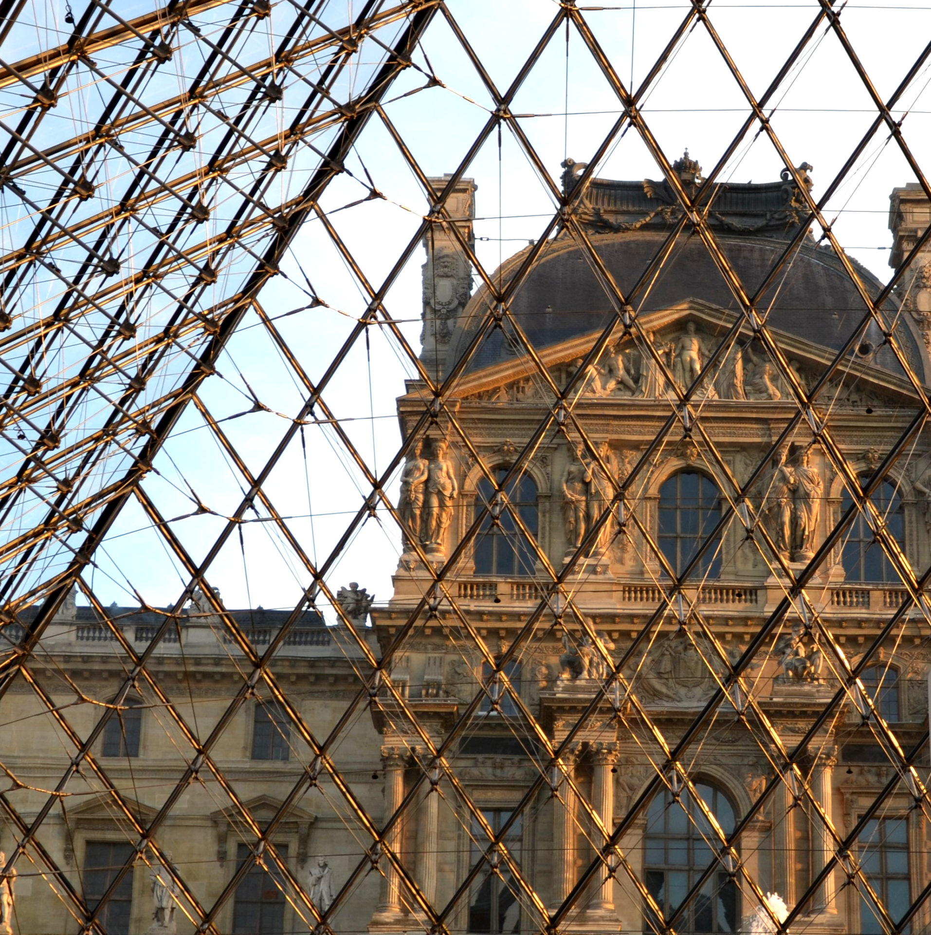 visite des chefs d'oeuvres du Louvre pour scolaires avec La Clé du musée